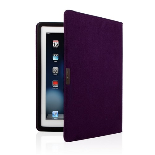Moshi Case iPad 2 Concerti - Tyrian Purple