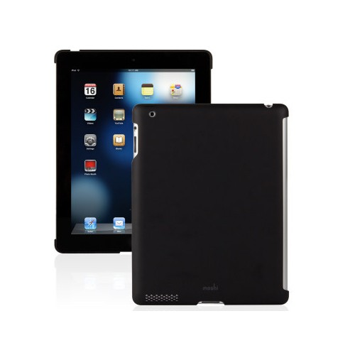 Moshi Case iPad 2 iGlaze - Black