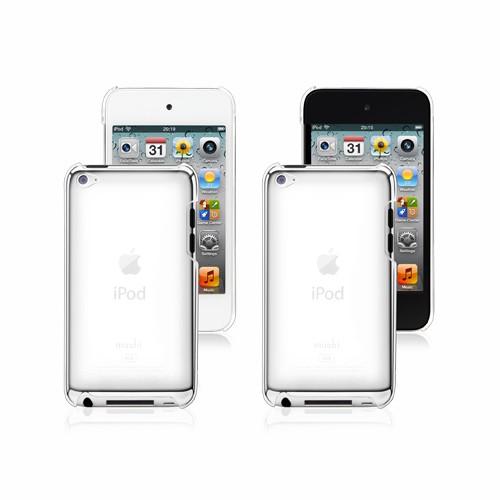 Moshi iGlaze Case iPod Touch G4 XT - Clear