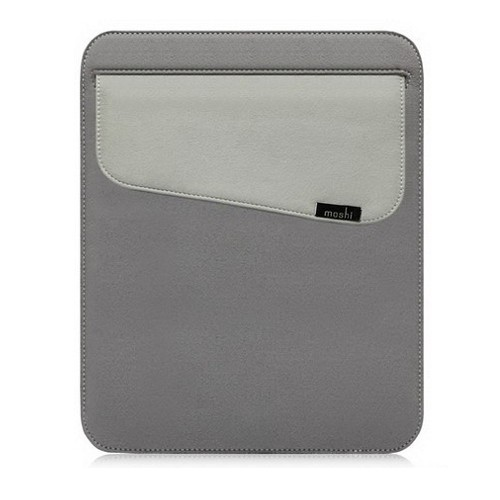 Moshi Case iPad Muse Sleeve Cover for iPad 1/2/3 - Falcon Gray