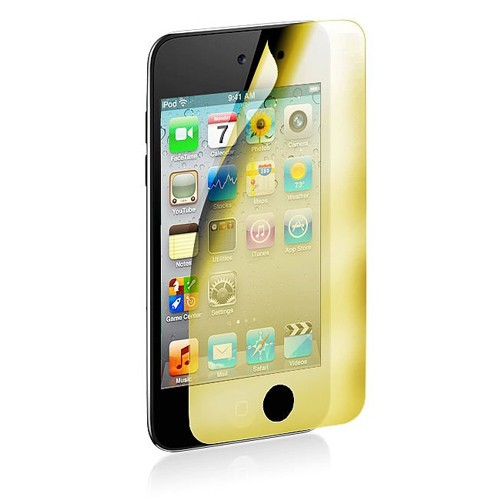 Capdase Anti Gores iPod Touch 4 - Mira Gold