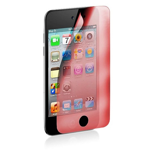 Capdase Anti Gores iPod 4 Touch - Mira Red