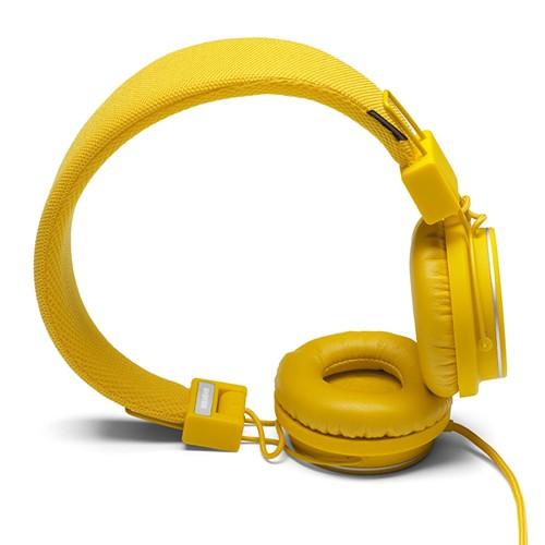 Urbanears Headphones Plattan - Mustard