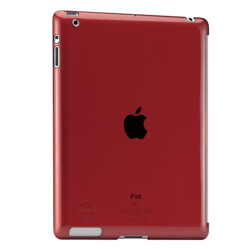 Ozaki Case iPad 2 iCoat Wardrobe - Red