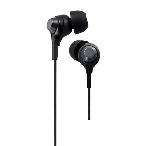 TDK In-Ear Headphone Clef-R High Quality Sound - Black/Silver