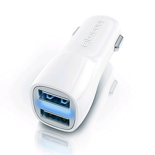 Innergie Car Charger Mini DC 10 - White