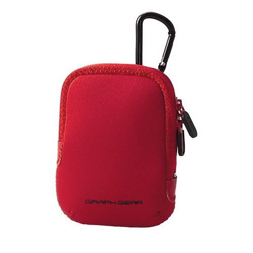 Elecom Camera Case DGB-048RD - Red