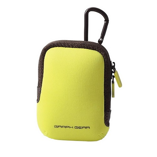 Elecom Camera Case DGB-048YL - Yellow