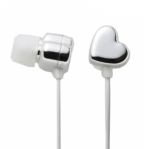 Elecom In-Ear Headphone Drops EHP-AIN100SV - Silver