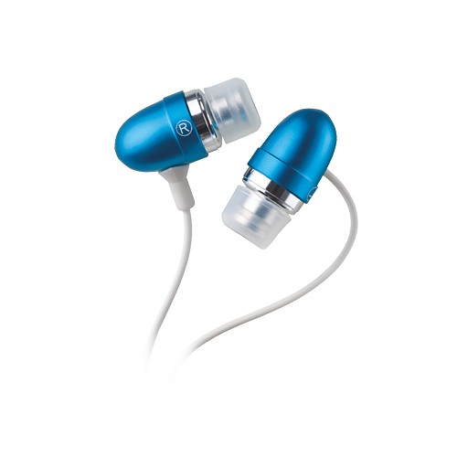 TDK Earphone Metallic Ear Canals - Blue