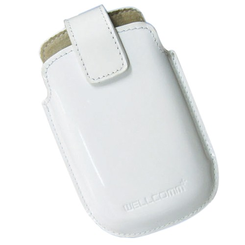 Wellcomm Case iPhone 4/4S Case YCW - White