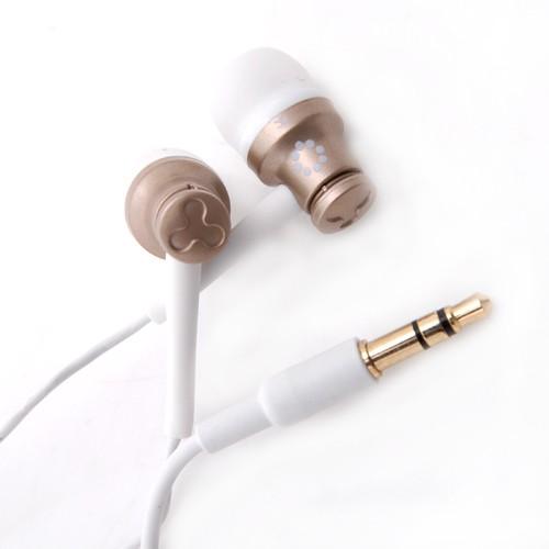 Memorex In-Ear Headphones - Platinum