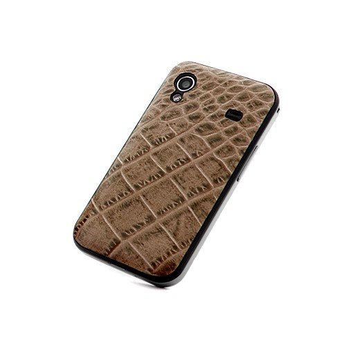 Anymode Case Galaxy ACE S 5830 Leather Premium - Brown
