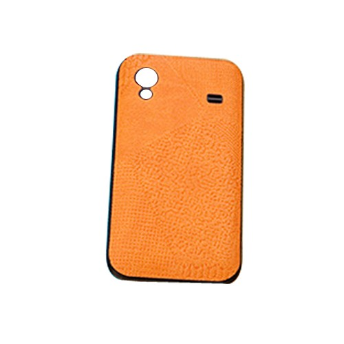 Anymode Case Galaxy ACE S 5830 Premium Leather - Orange