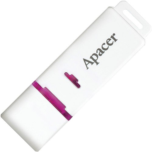 Apacer Flash Drive USB 2.0  Steno Std AH223 16GB - Pink