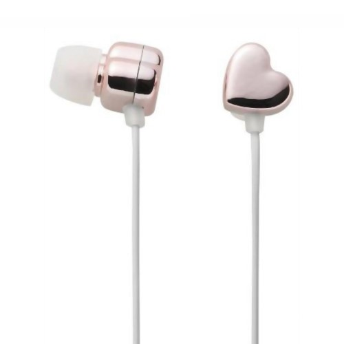 Elecom In-Ear Headphone Drops EPH-AIN100PNL - Pink