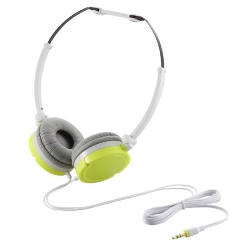 Elecom On-Ear Headphone EHP-OH100GN - Green
