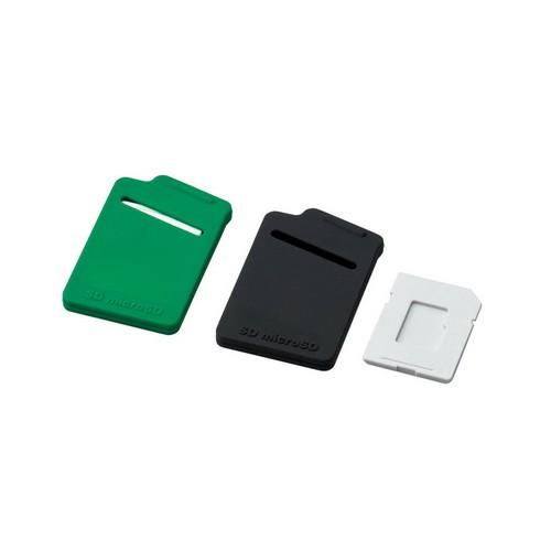 Elecom Memory Case CMC10GN Green Black
