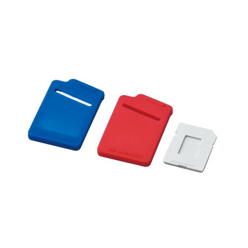 Elecom Memory Case CMC10MX Blue Red
