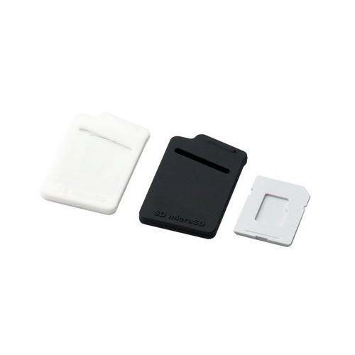 Elecom Memory Case CMC10WH White Black