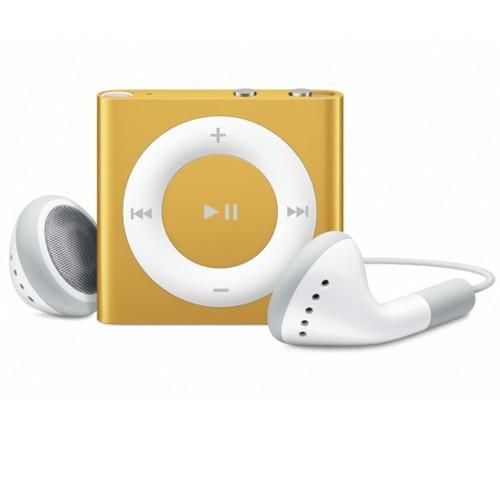 Apple iPod Shuffle 2GB - Orange