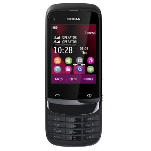 Nokia C2-03 - Black