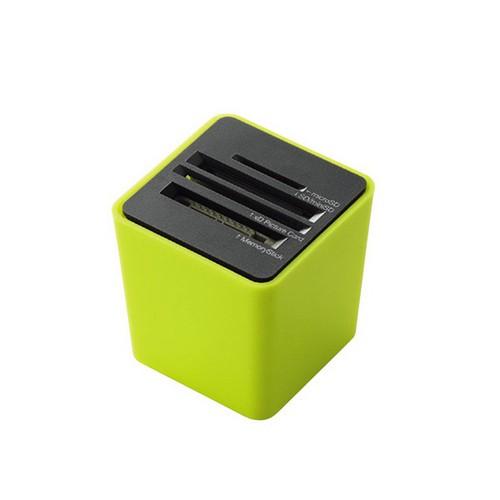 Elecom Card Reader MR-C14GN - Green