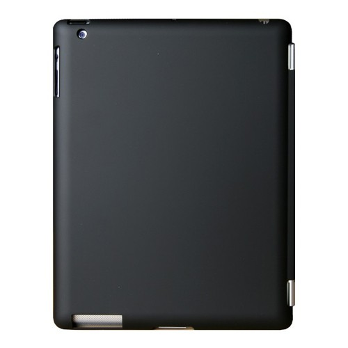 Power Support Air  Case iPad2 Jacket Set - Solid Black