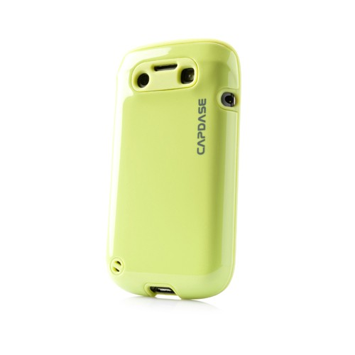 Capdase Case BlackBerry Bold 9790 Bellagio Polimor Protective - Green