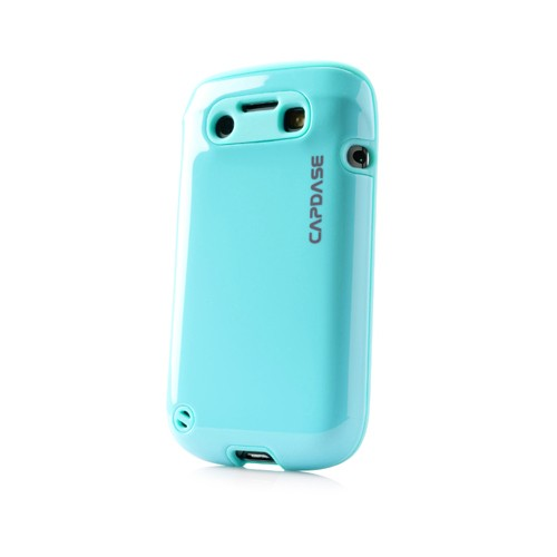 Capdase Case BlackBerry Bold 9790 Bellagio Polimor Protective - Ice Blue