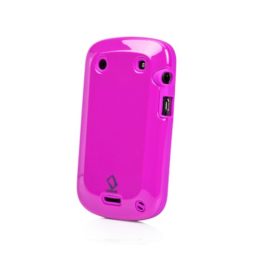 Capdase Case BlackBerry Bold 9900 Dakota Polimor Protective - Fuchsia