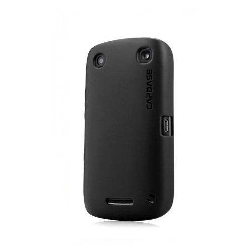 Capdase Case BlackBerry Curve 9380 Orlando Soft Jacket Xpose 2 - Solid Black