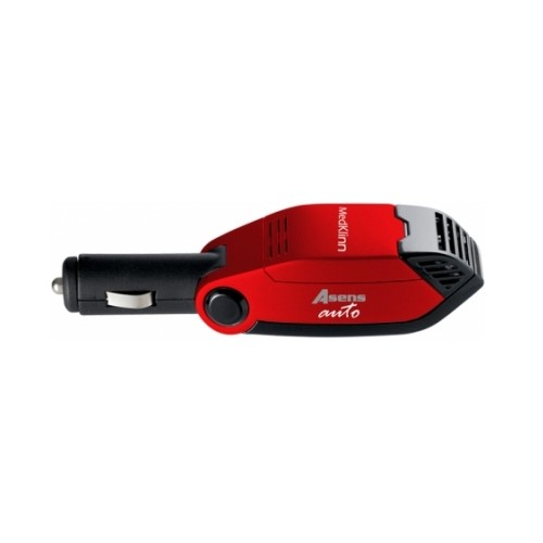 Pembersih Udara Mobil MedKlinn Asens Auto - Red