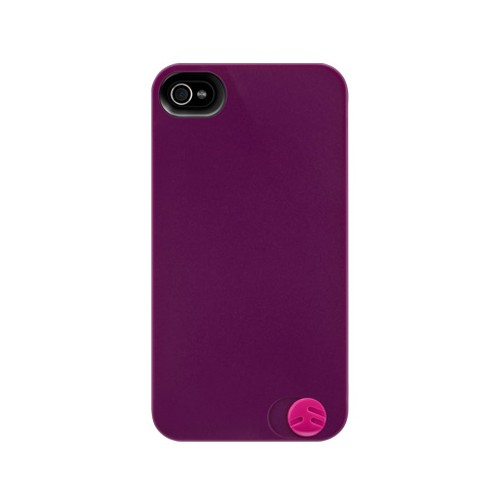 SwitchEasy Case iPhone 4/4S Card - Purple