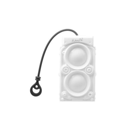 Zans Klee Key Pouch - White