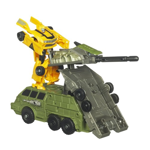 TRANSFORMERS Dark Of The Moon Cyberverse Bumblebee Mobile Battle Bunker