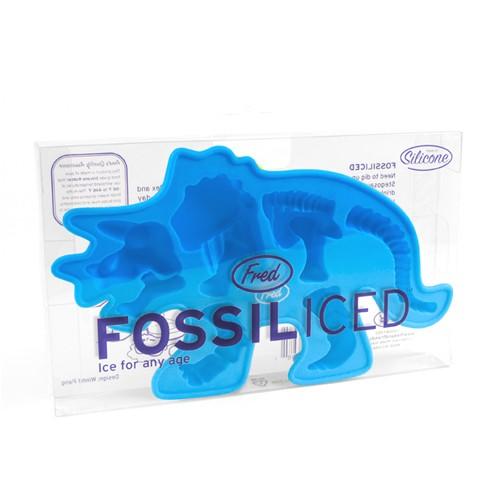FRED Cetakan Es Batu - Fossiliced Ice Cube Maker -Blue