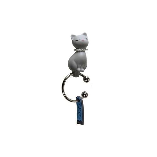 Zans Kati Key Ring - Grey