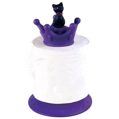 Zans Kati Paper Towel Stand - Purple