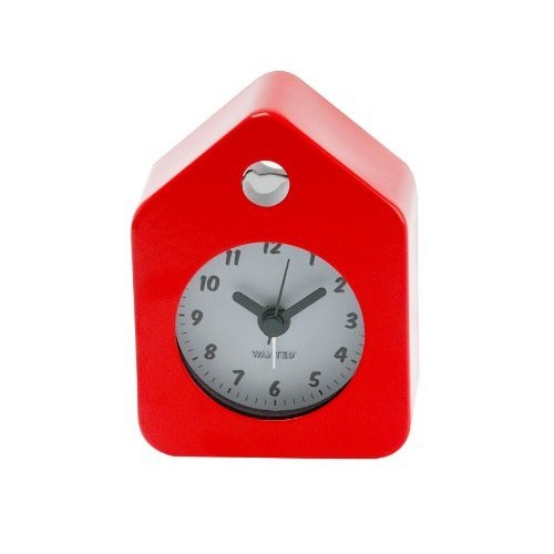 Jam Alarm Wanted Lovebird - Red