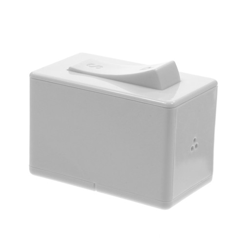 FRED Tempat Lada Garam Switch Turn On - White