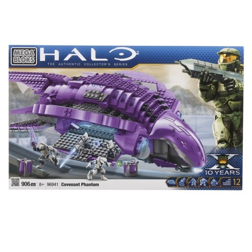 Mega Bloks Halo Covenant Phantom - TMGB96941