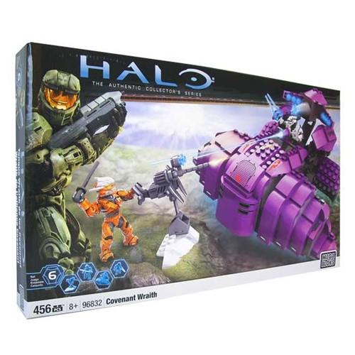 Mega Bloks Halo Wars-Covenant Wraith - TMGB96832
