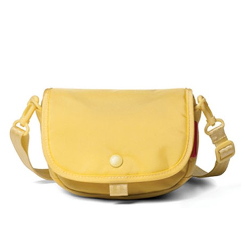 Hellolulu Camera Bag Jelly Bean - Lemon Yellow