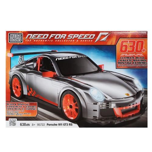 Mega Bloks NFS-Porsche 911 GT3 RS - TMGB95722