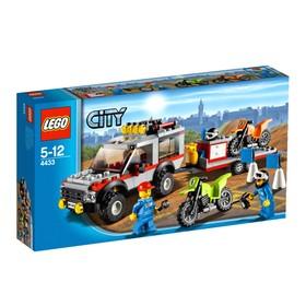 LEGO City Dirt Bike Transpo