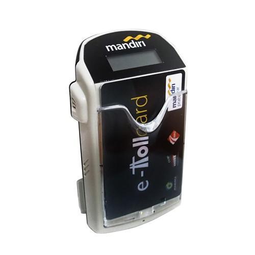 Mandiri e-Toll Pass Untuk GTO (Gerbang Tol Otomatis)