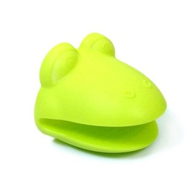 Zans Frog Hot Holder - Gree
