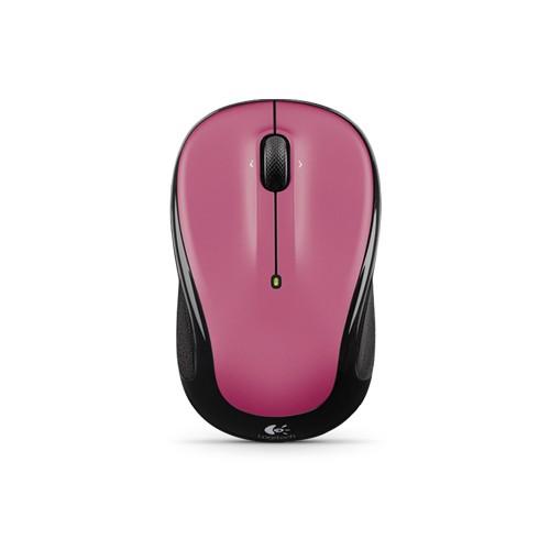 Logitech Mouse Wireless M325 - Dusty Rose