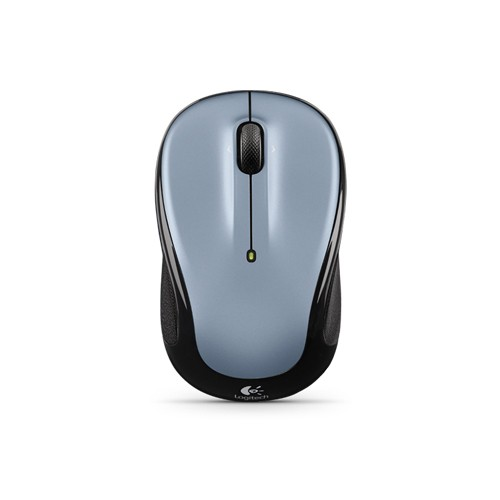 Logitech Mouse Wireless M325 - Light Silver